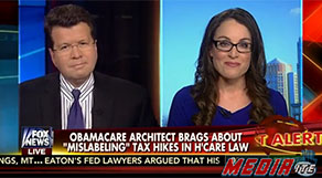 Dr. Karen discussing Gruber's comments on Your World with Neil Cavuto