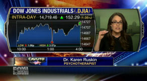 Dr. Karen Ruskin on FOX Business Network with Neil Cavuto