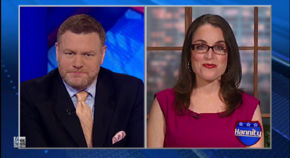 Dr Karen on Hannity discussing violence erupting in shopping malls