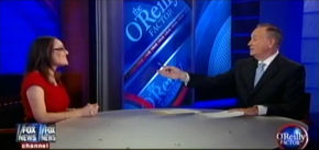 Dr Karen on The O'Reilly Factor discussing mental health of Occupy Wall Street protestors
