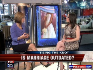 Is Marriage Outdated Picture on FOX 25 News Boston