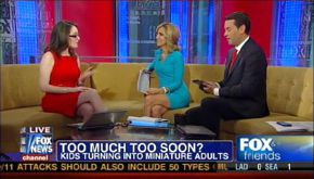 Dr Karen on FOX & Friends