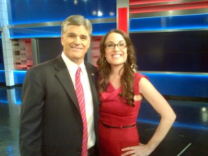 Sean Hannity And Dr. Karen Ruskin