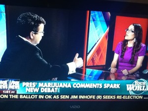 Dr K on Cavuto - Chat re MJ