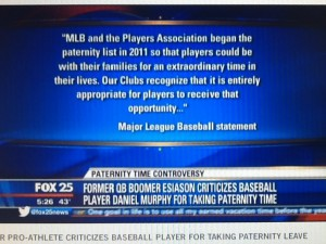 MLB statement