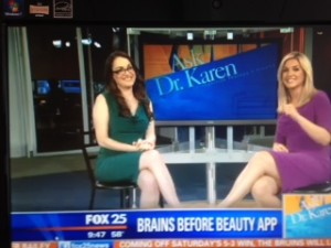Beauty vs brains