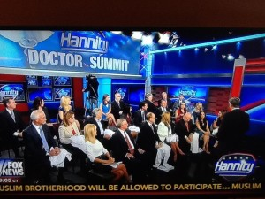 Hannity Doctor Summit