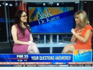 Melissa & Dr K Parenting