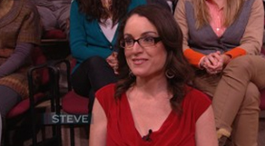 Dr. Karen Ruskin on The Steve Harvey Show