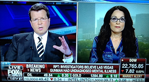 Dr. Karen on Neil Cavuto discussing Vegas massacre
