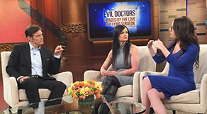 Dr. Karen Ruskin on the Dr. Oz Show