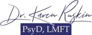 Dr. Karen Ruskin – Relationship Expert, Marriage and Family Therapist