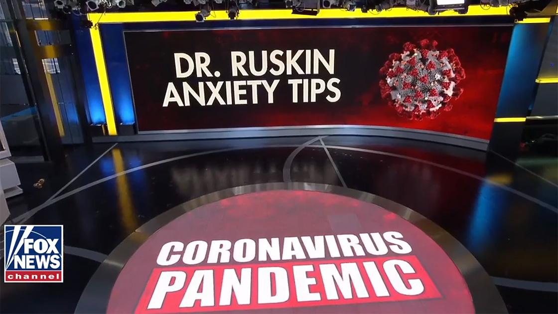 How To Handle Coronavirus Anxiety