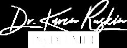 Dr-Karen-Ruskin-Logo_white-300x114